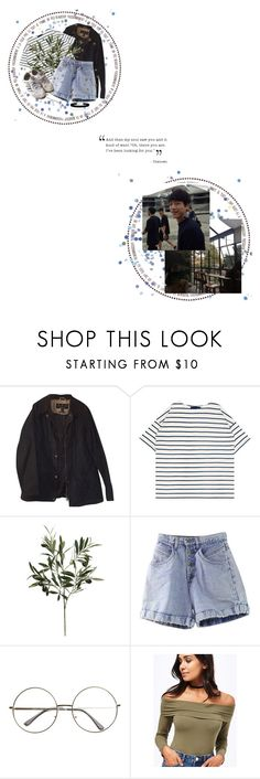 """""""look #051"""" by jimihoji ❤ liked on Polyvore featuring Barbour and Miss Selfridge"""