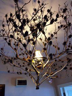 Kurumuş ağaç dalı