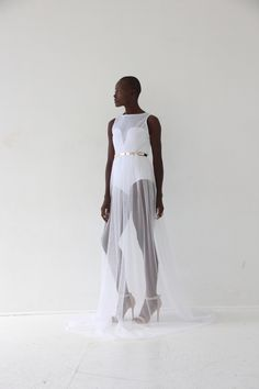S/S 2016 - Malcolm's Closet All White, White Dress, Closet, Dresses, Fashion, Gowns, Moda, Armoire, White Dress Outfit