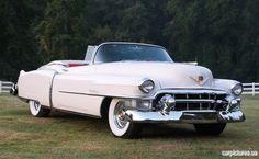1953 Cadillac Eldorado Convertible Coupe
