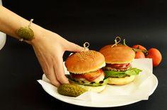 Finger Foods, Hamburger, Nom Nom, Ethnic Recipes, Box Lunches, Finger Food, Burgers, Snacks