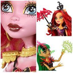 Monster High Gooliope: Nuevas muñecas y juguetes Monster High