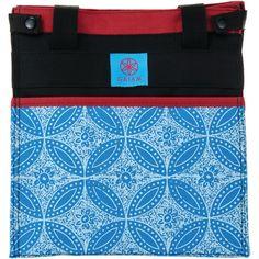 Gaiam Lunch Tote (luna Blue Batik) – MNM Gifts