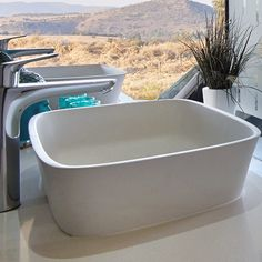The Catherine basin has been designed with the Catherine bath. This pair has a rectangular shape that flowers outwards to create beautiful geometric lines. This contemporary pairing will add modern luxury to your bathroom. Geometric Lines, Modern Luxury, Basin, Shape, Contemporary, Bathroom, Create, Flowers, Beautiful