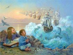 Развиваем воображение ребёнка