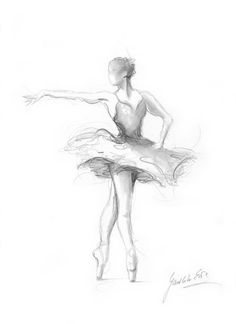 This is a reproduction of my original pencil drawing Watermark is NOT on the print Frame and mat are not included Each work has been signed and dated on the back This is open edition TITLE Ballerina PAPER acid free white paper Ballerina Sketch, Drawings, Dance Art, Pictures To Draw, Dancing Drawings, Art, Ballerina Wall Art, Pictures, Ballet Drawings