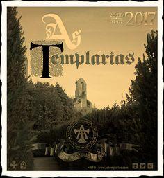 Sur la photo : quelques templières (#templarias) sur la tourette de la Porte du Soleil, à proximité de la Citadelle et du Donjon du château de #Tomar et du couvent de l'ordre du Christ.