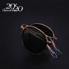 4f0755d4e060a Brand New Men Folded Sunglasses Women Polarized Sun Glasses Retro Eyewear  Metal Frame Gafas Oculos De Sol очки