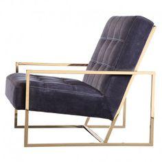 Fotel STARCK Gold Graphite Graphite, Gold, Furniture, Graffiti, Home Furnishings, Yellow, Arredamento