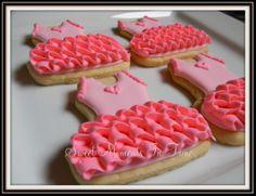 Tutu Cuties For more cookies visit www.facebook.com/sweetmomentsintime
