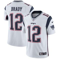 7d9ae9788 Tom Brady NFL New England Patriots Nike On Field Elite Jersey Adult Size 44  NWT