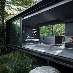 Vipp shelter Prefab modular home