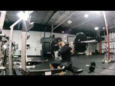 Powermill Fitness Leg Day