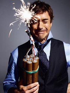 Firecracker of sorts :p Robert Downey Junior