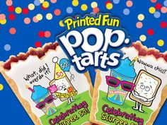 "Enter The Kellogg's Pop-Tarts ""It's a Crazy Good Slurpee 50!"" Scratch 'N Win…"