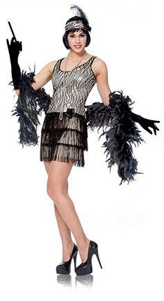 www.amazon.com Broadway-Flapper-Costume-Large-Dress dp B00E1V55RM ref=sr_1_30?s=apparel&ie=UTF8&qid=1411839830&sr=1-30&th=1&psc=1