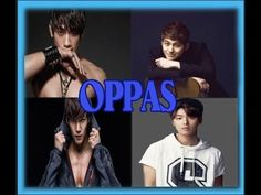 Idols coreanos:  Rain,  Kim Bum, Choi Jin Hyuk, y Kang Min Hyuk