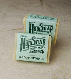 Hop Beer Soap