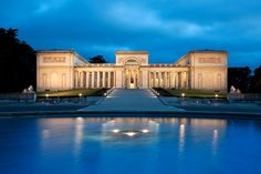 I have worked at the Legion of Honor Museum (Fine Arts Museums of SF), San Francisco, CA.