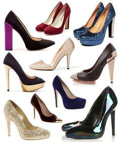Buty na karnawał (Zara, Topshop, Reserved, Asos, Mohito)