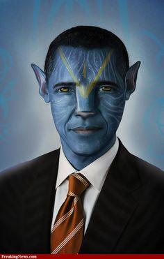 Avatar. Barack Obama