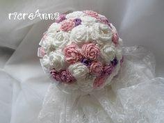 bouquet sposa all'uncinetto bridal bouquet crochet