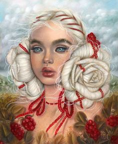 """"""" I felt as though my heart would break in twain asunder, looking upon the wonder of imminent green art in woods where proudly start- only to end again— buds fat with mortal plunder. Art Sketchbook, Fantasy Art, Painting, Female Art, Green Art, Art Girl, Art, Art Sketches, Beautiful Art"""