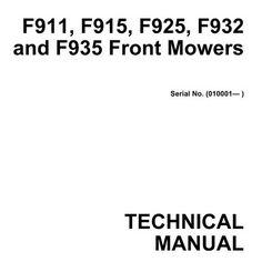 John Deere 240 and 250 Skid Steer Technical Repair Manual