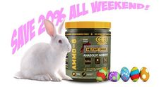 Save 20% all weekend long using code EASTER20! ... FOLLOWFOLLOW  @advancedgenetics  @ agarmygirl  @agarmykitchen  . ||>-------<|| .  www.agarmy.com  Supplements  Muscle Building / Fat Burning  Pre/Intra/Post Workout Nutrition  Hormone Optmization ------------------------------- Advanced Genetics military grade bodybuilding supplements. Fully dosed formulas designed by IFBB Pro & holistic nutritionist Chris Johnson. cGMP manufactured NPN certified. Field tested. Science proven. - #agarmy…