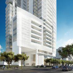 Galería - Richard Meier & Partners revelan el diseño de su primer edificio en Taiwan - 3
