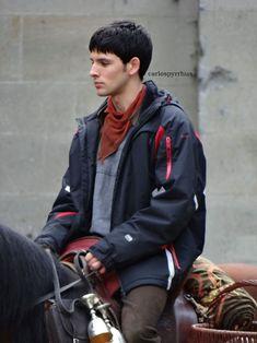 """""""Merlin"""" (behind The Scenes)"""