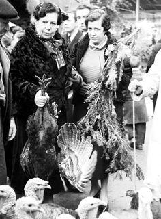 Navidad en Madrid 1930-1970. Santos Yubero