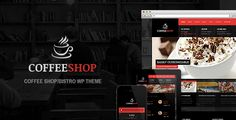 Coffee Shop - Responsive WP Theme For Restaurant Download