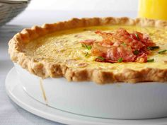 Classic Quiche Lorraine - Great for Easter brunch!