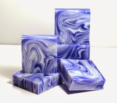 Creative soap by Steso : Soap Challenge Club. Spinning Swirl. April 2015