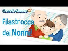 Festa dei Nonni - Filastrocche per bambini di Coccole Sonore - Guardalo