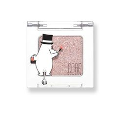 Korea-Cosmetic-Cathycat-Code-Glokolor-X-Moomin-Edition-Eye-Shadow-Spring-Diamond