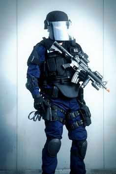 Image result for scp mobile task force