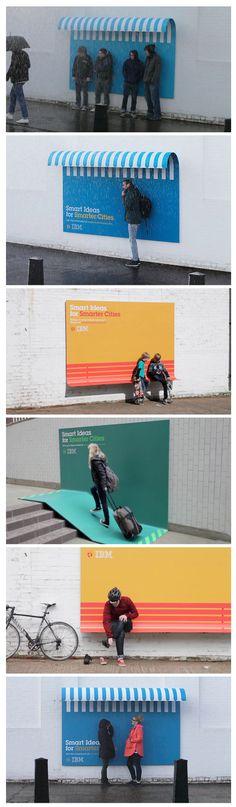 Ideas inteligentes para ciudades inteligentes. La publicidad creativa de Ogilvy