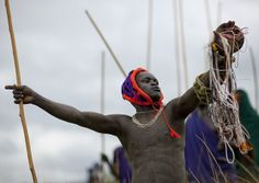Donga stick fighting - Ethiopia | Flickr - Photo Sharing!