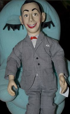 Wee Herman Doll 70s Toys Retro Vintage S Playhouse