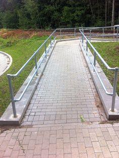 1 Handicap Ramp-