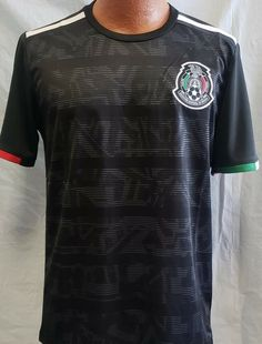 8cab5b9bcd6 New Mexico National Team Black Jersey #fashion #clothing #shoes  #accessories #otherclothingshoesaccessories