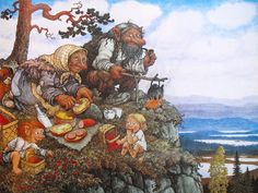 This is one of my strongest childhood memories - by Rolf Lidberg