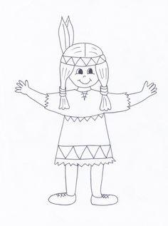 indiani, accoglienza, laboratorio,manipolazione,schede Thanksgiving Crafts, Fall Crafts, Diy And Crafts, Indiana, Preschool Education, Halloween Drawings, Le Far West, Nativity, Native American