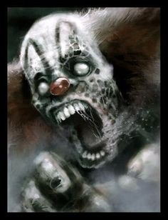 pictures of horror | Horror Bilder - Jappy GB Pics - Fear Angst - horror_clown.jpg