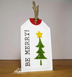 25 Days of Christmas Tags  - Day 9 and CCC