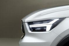 Volvo CMA concept teaser