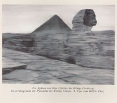 Gerhard Richter » Art » Search Results » Great Sphinx of Gizeh » 46