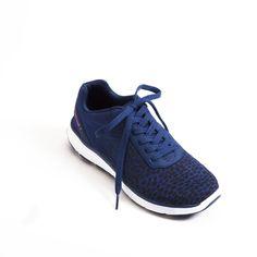 "HeartSoul ""So In Love"" Sneaker in Navy | Alegria Cherokee Store"